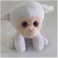Pelúcia ovelha -  - etiqueta foi cortada