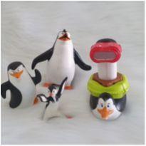 Kit pinguins filmes diversos -  - Mc Donald`s