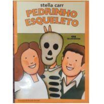 Livro - Pedrinho esqueleto -  - Editora Melhoramentos