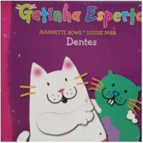 Livro - A gatinha esperta - dentes -  - Ciranda Cultural