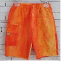 Bermuda estilo tie-dye - 6 a 9 meses - Tilly Baby