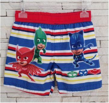 Shorts praia PJ masks comprada nos EUA - 4 anos - PJM KIDS