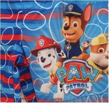 Shorts praia patrulha canina comprada nos EUA - 4 anos - nickelodeon