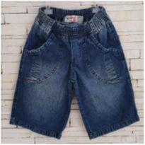 Bermuda jeans - 7 anos - Bizuzinho