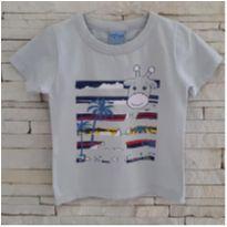 Camiseta girafinha - 2 anos - Marca não registrada