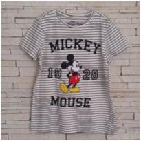 Camiseta Mickey Tam. 12 - 12 anos - Disney