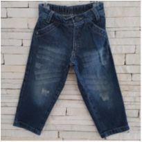 Calça jeans - 2 anos - Mega Teen