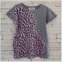 Camiseta fofa - 4 anos - Figurinha
