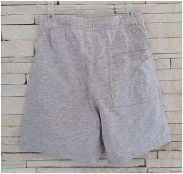 Shorts cinza - 5 anos - Domyos