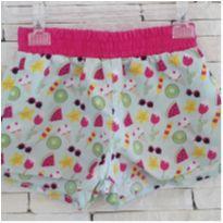 Shorts levinho estampa verão - 4 anos - Basic+ Kids
