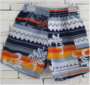 Shorts levinho - 3 a 6 meses - Toing Kids