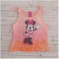 Blusa cavada Minnie - 6 anos - Disney