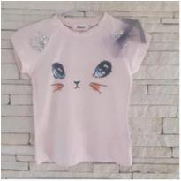 Blusa gatinha - 3 anos - Importada