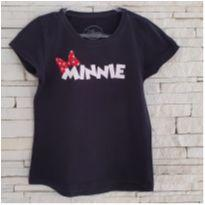 Blusa Minnie - 6 anos - Disney