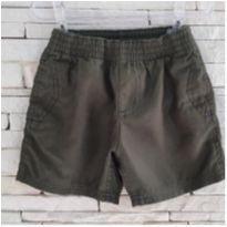 Shorts verde militar GAP - Original - 12 a 18 meses - GAP