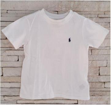 Camiseta Ralph Lauren - original - 3 anos - Ralph Lauren