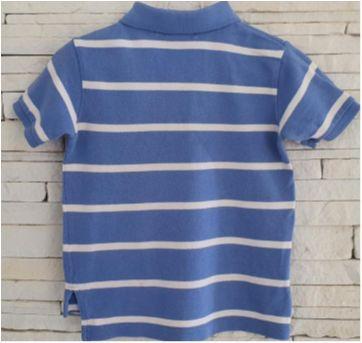 Camiseta Gola polo Ralph Lauren - original - 2 anos - Ralph Lauren