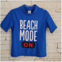 Blusa praia OSHKOSH com proteção UV - 3 anos - OshKosh