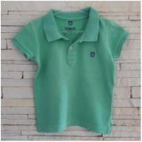 Camiseta gola polo - Mr. Kitsch - 2 anos - mr kitsch
