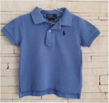 Camisa Ralph Lauren - original - 9 meses - Ralph Lauren