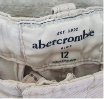 Bermuda abercrombie -  tam 12 - original - 12 anos - Abercrombie