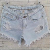 Shorts jeans ZARA - 7 anos - Zara