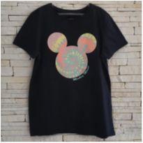 Camiseta Mickey - 8 anos - Disney