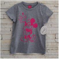 Camiseta linda MINNIE - NOVA - 4 anos - Disney