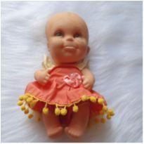 Boneca bebê fofa! -  - etiqueta foi cortada
