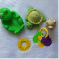 Lote brinquedos para bebê -  - Chicco e Diversas