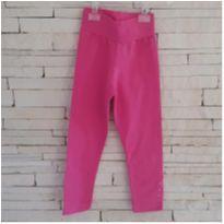 Calça Legging pink - 3 anos - Nova Geração