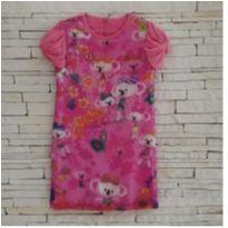 Vestido lantejoulas Lilica - 6 anos - Lilica Ripilica