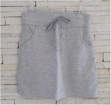 Saia algodão Tam. 14 - 14 anos - Marco Textil