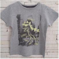 Camiseta DINO - POIM - 3 anos - Poim