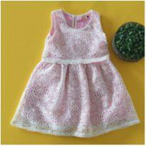 Vestido renda =) - 2 anos - Girls Collection