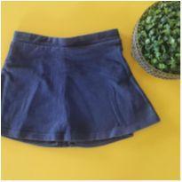 Saia com shorts Póim - 4 anos - Poim