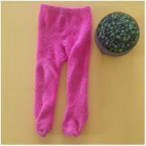 Meia calça quentinha -  inverno - 12 a 18 meses - etiqueta foi cortada