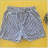 Shorts bem levinho e confortável - 6 anos - Marca não registrada