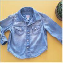 Casaco jeans baby GAP - 12 a 18 meses - Baby Gap
