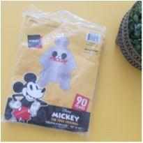 Capa de chuva Mickey original - comprado em Orlando - ADULTO