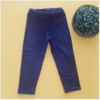 Calça legging azul - 1 ano - Marca não registrada