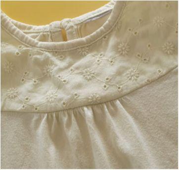 Blusa amarela super delicadinha - 3 anos - etiqueta foi cortada