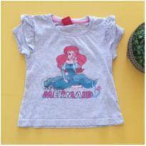 Blusa Ariel - 24 a 36 meses - Disney