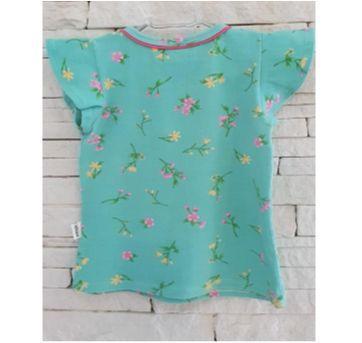 Blusa floral Elian - Tam. 3 - menina - 3 anos - Elian