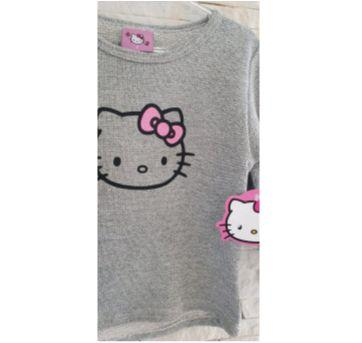 Blusa Hello Kitty meia estação - Tam. 3 - Nunca usada - 3 anos - Hello  Kitty