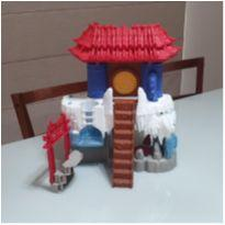 Imaginext Templo Montanha Do Yeti -mattel -  - Imaginext e Mattel