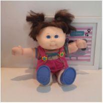 Boneca Cabbage Patch Kids Musical- Mattel Raridade- funcionando perfeitamente -  - Mattel