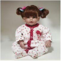 Boneca Bebe Reborn Adora Doll Daisy Ruiva -  - Adora Doll