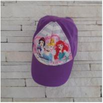 Boné infantil princesas disney -  - Disney