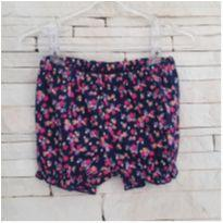 Shorts floral CARTERS Tam. 6 meses - 6 meses - Carter`s